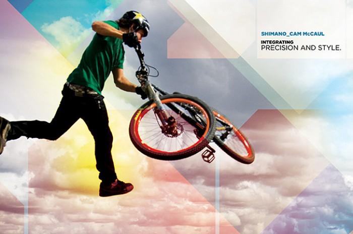 Grafikdesign Und Mountainbiking: Teil II