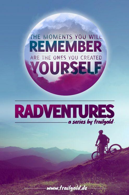 Unser neues Projekt: Radventures!