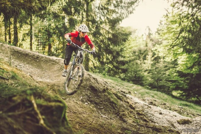Zu Besuch im Bikepark Großer Feldberg