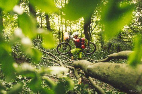 Radventures: Das erste Mal mit Gepäck am Rad